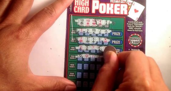 NJ Lottery Suffers Blunder With Scratch-Off Game