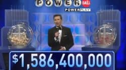 Biggest Powerball Jackpot In History