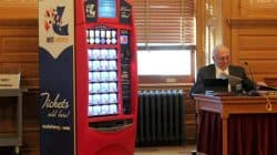 Kansas Lottery Vending Machines To Fund Mental Health Programs